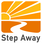 Step Away logo