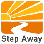 Step Away logo